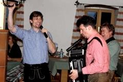 Stimmungsband Bayern - Gaudi für den Brautverzug