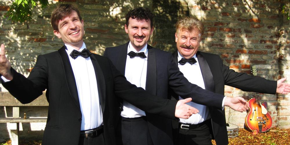 Hochzeitsband Bayern - RICARDO's Liveband Augsburg